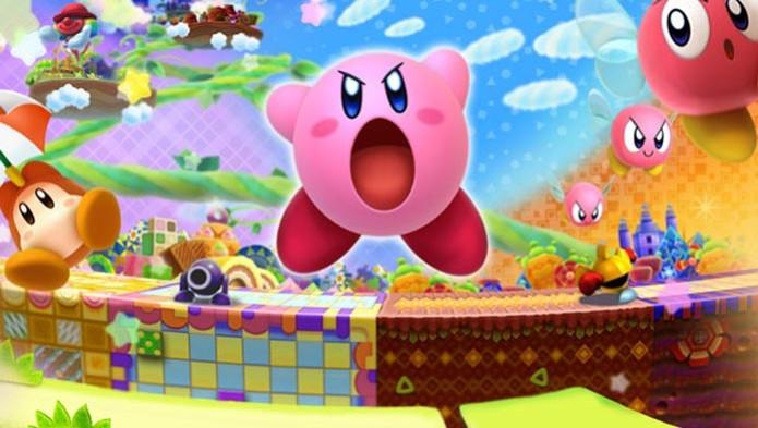Kirby: Triple Deluxe (Foto: Divulgação) (Foto: Kirby: Triple Deluxe (Foto: Divulgação))
