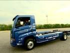 Destaque JN: Brasil terá produção em série de caminhões leves elétricos