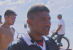 Mario Frota, presidente da Federação Amapaense de Futelama (Foto: Reprodução/TV Amapá)