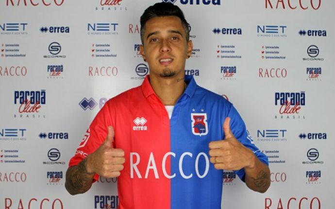 Marcelinho Paraná (Foto: Divulgação/ Paraná)
