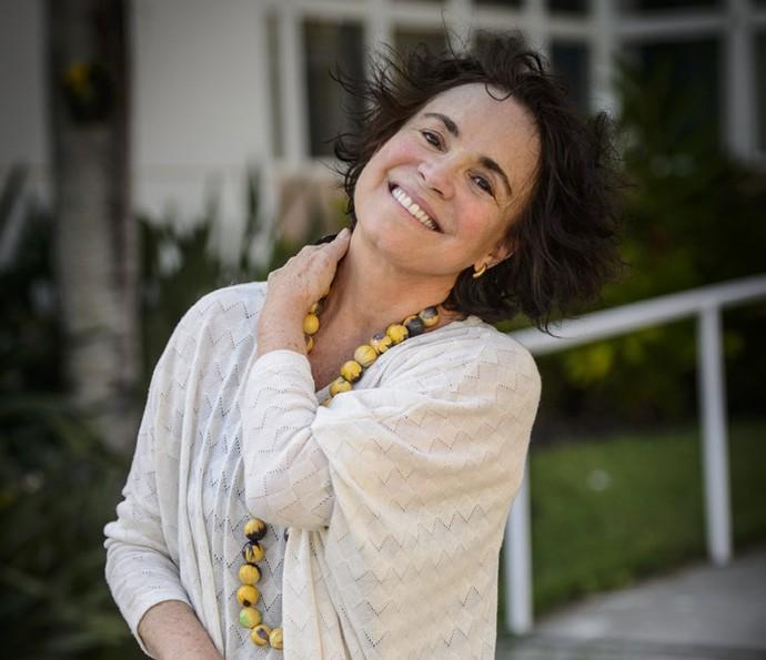 Regina Duarte como Esther, em 'Sete Vidas' (Foto: TV Globo)