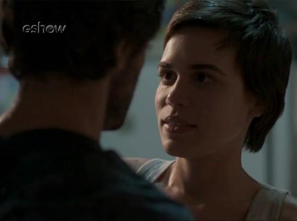 Teaser 12/2: Pinta clima entre Jonatas e Leila