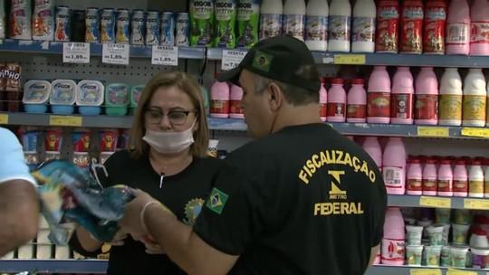 Ipem fiscaliza venda de ovos de páscoa em Roraima