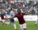 Em clássico com boicote de ultras rivais no Olímpico, Roma derrota Lazio