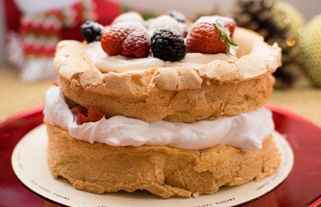Torta pavlova (Foto: Divulgação)