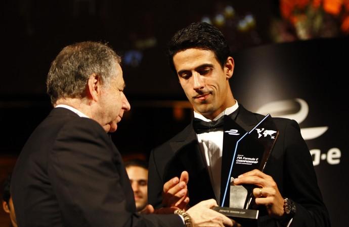 Lucas di Grassi, terceiro colocado na temporada da Fórmula E (Foto: Divulgação)