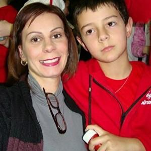 Fantástico mostra laudo da morte da mãe de Bernardo feito por peritos particulares  (Rede Globo)