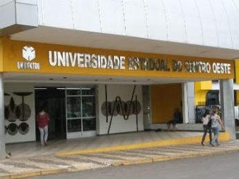 Unicentro vai abrir inscrições para o Vestibular de Verão 2014 na internet (Foto: Divulgação/ Unicentro)