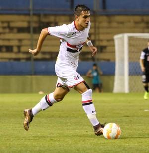 Pedro Bortoluzo está inscrito pelo São Paulo no Paulistão (Foto: Igor Amorim - saopaulofc.net)