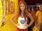 'Sou uma gringa no samba', diz Marina Ruy Barbosa na Sapucaí