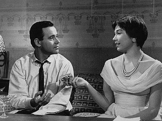 Jack Lemmon e Shirley MacLaine fizeram sucesso como protagonistas de 'Se Meu Apartamento Falasse' (Foto: Divulgação)