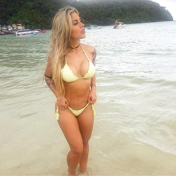 Vanessa Mesquita (Foto: Reprodução/ Instagram)