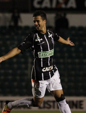 João Paulo, zagueiro do Figueirense (Foto: Luiz Henrique, divulgação / FFC)