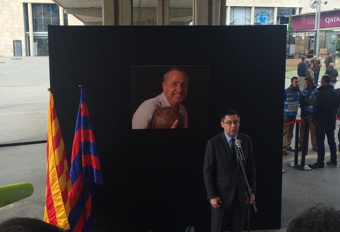 Memorial Cruyff Barcelona (Foto: Ivan Raupp)