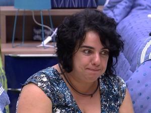 BBB às 18h51m do dia 12/03. (Foto: Big Brother Brasil)