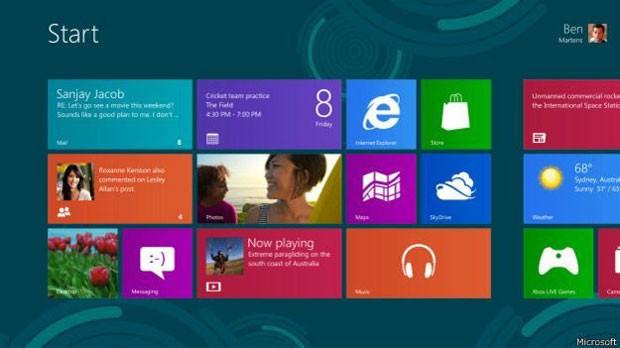 Spartan será parte do Windows 10, que substituirá a versão anterior, a 8. (Foto: Divulgação/BBC)