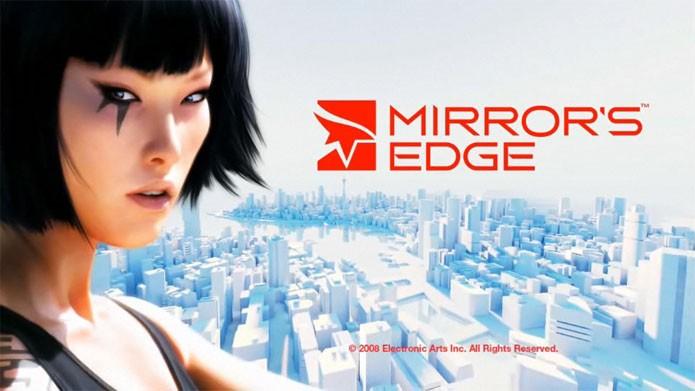 Mirrors Edge é um jogo em primeira pessoa cheio de ação (Foto: Divulgação)