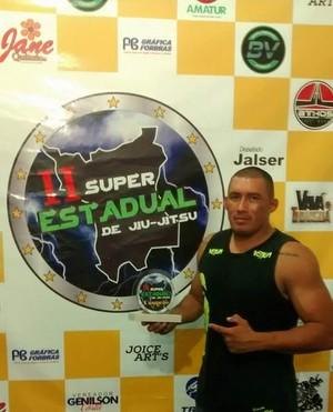 Professor Bruno Romão é um dos organizadores do campeonato deste sábado (Foto: Divulgação/arquivo pessoal)