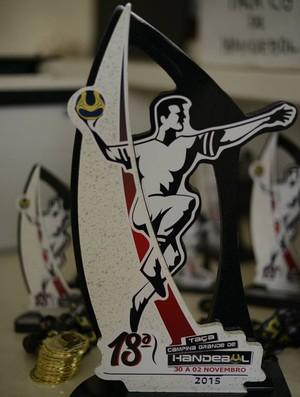 18ª Taça Campina Grande de Handebol (Foto: Divulgação)