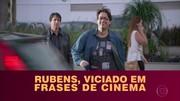 'Zorra' apresenta Rubens, o viciado em frases de cinema