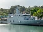'Esperamos achá-lo vivo', diz Marinha sobre mexicano que caiu em alto-mar