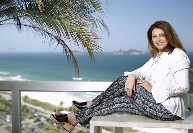 Sônia Lima (Foto: EGO/Marcos Serra Lima)