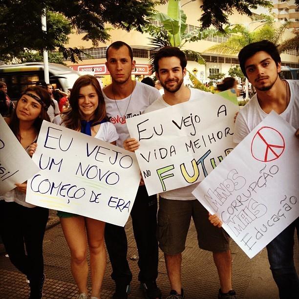 Elenco de Malhação  (Foto: Instagram / Reprodução)