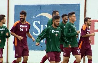 Com reforços na defesa, Boa Esporte tenta pontuar contra o Macaé no RJ