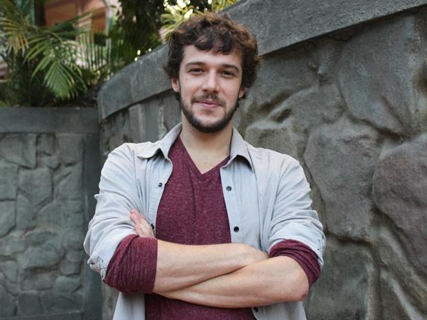 Jayme Matarazzo interpreta Miguel em Didi e o Segredo dos Anjos (Foto: Rodrigo Dau/Gshow)