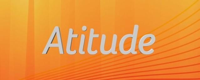 Quadro Atitude do programa 'Viver Bem' da TV Tribuna apresentado por Cristina Guedes (Foto: Arte / TV Tribuna)