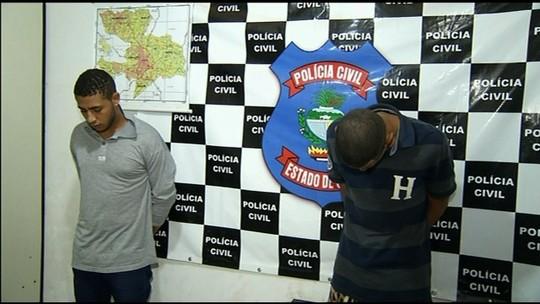 Preso suspeito de assaltar joalheria em Anápolis; veja vídeo do crime