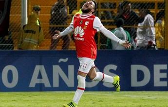 Atual campeão, Santa Fe bate o Cerro Porteño e se aproxima das quartas