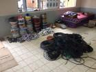 Servidores são presos por desviar materiais elétricos em Apucarana