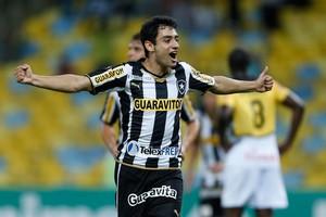 daniel Botafogo x Criciuma (Foto: Alexandre Cassiano/Agência Globo)