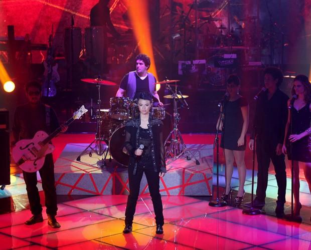 Maria Christina Final 620x500 (Foto: The Voice Brasil / TV Globo)