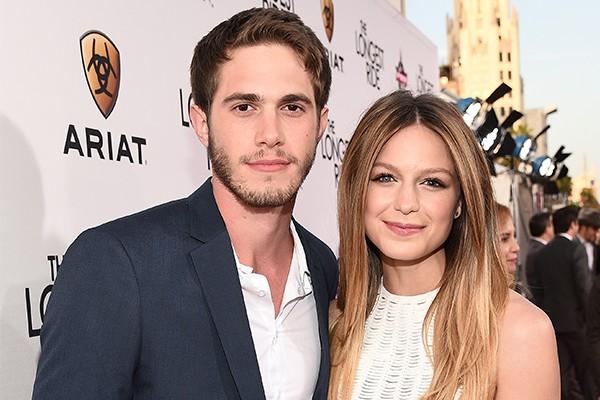 Blake Jenner e Melissa Benoist (Foto: Getty Images)