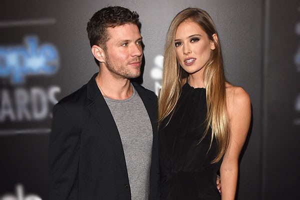 Ryan Phillippe e Paulina Slagter (Foto: Getty Images)