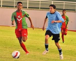 Campeonato Estadual Sub-15 Acre (Foto: Manoel Façanha / Arquivo Pessoal)