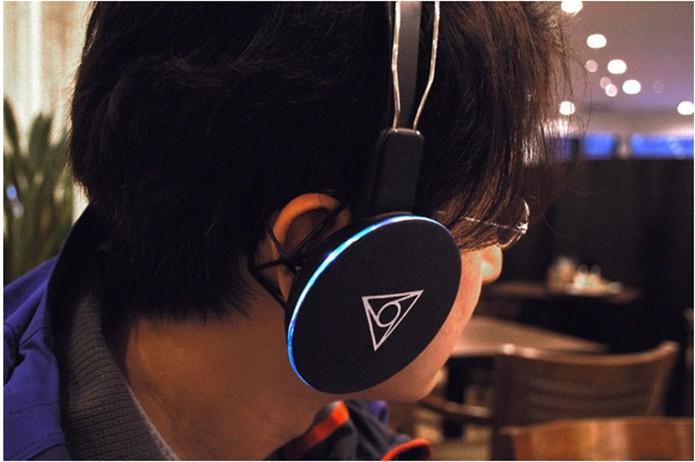 Fone tem conectividade Bluetooth 4.2 sem fios (Foto: Divulgação/Kickstarter)