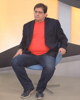 Guto Ferreira Bem, Amigos Chapecoense (Foto: David Abramvezt)
