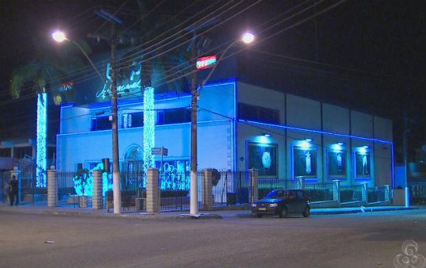 Fachada de uma loja de Macapá (Foto: Reprodução/TV Amapá)