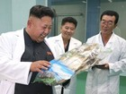 Kim Jong-Un está ao norte de Pyongyang, diz ministro sul-coreano