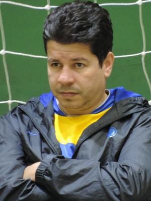 Flavinho Cavalcante técnico do Dracena (Foto: Murilo Rincon / GloboEsporte.com)