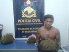 Justiça condena a 10 anos preso no interior de RR por tráfico de drogas