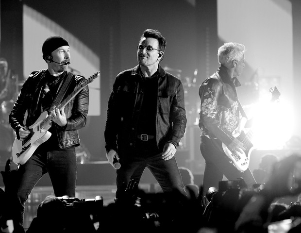 U2 (Foto: getty images)