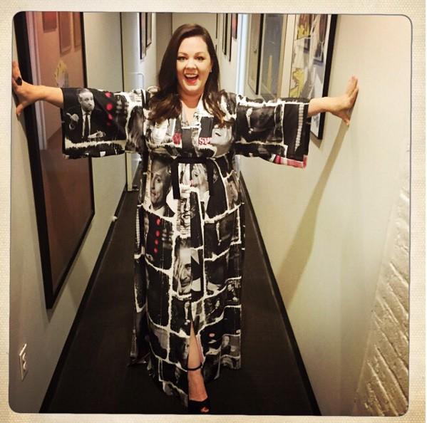 Melissa McCarthy (Foto: Instagram)