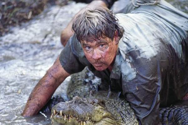 Steve Irwin (Foto: Divulgação)