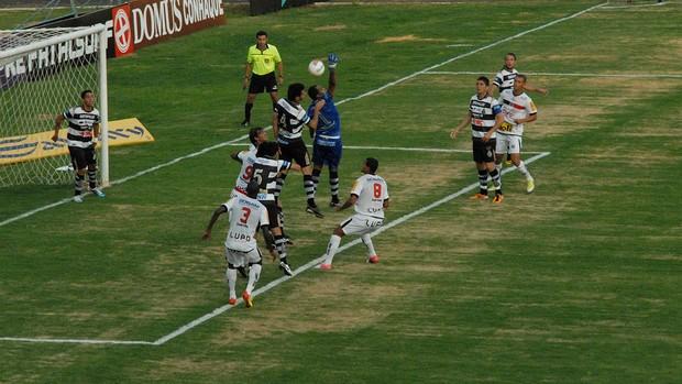 XV de Piracicaba x Paulista - Paulistão (Foto: Fernando Galvão/XVPiracicaba)