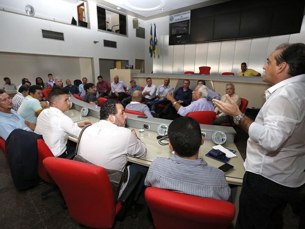 Além do Orçamento, ALE também vai discutir proposta de aumento do ICMS e IPVA em RO (Foto: Eliênio Nascimento/ ALE-RO)