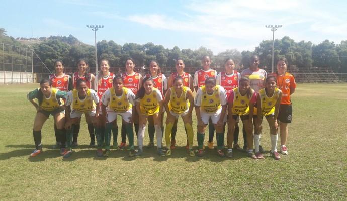 Ipatinga Futebol Clube treina forte para a Copa do Brasil (Foto: Ipatinga Futebol Clube/Divulgação)